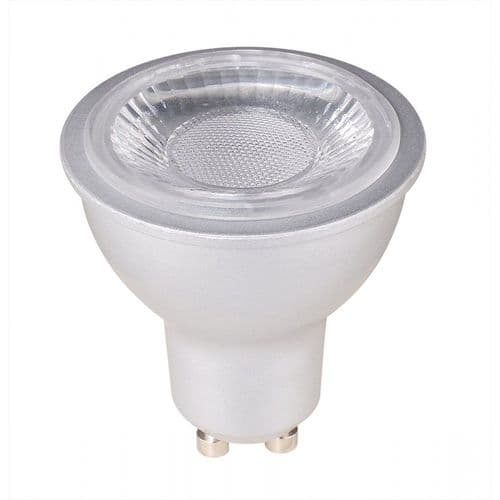 Dar Pack of 5 GU10 LED Dimmable Lamp 6.3W